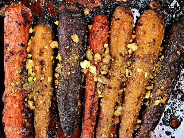 The Best Roasted Carrots – Paleo, Whole30, Vegan