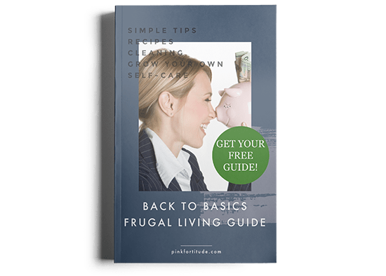 Back to Basics Frugal Living Guide
