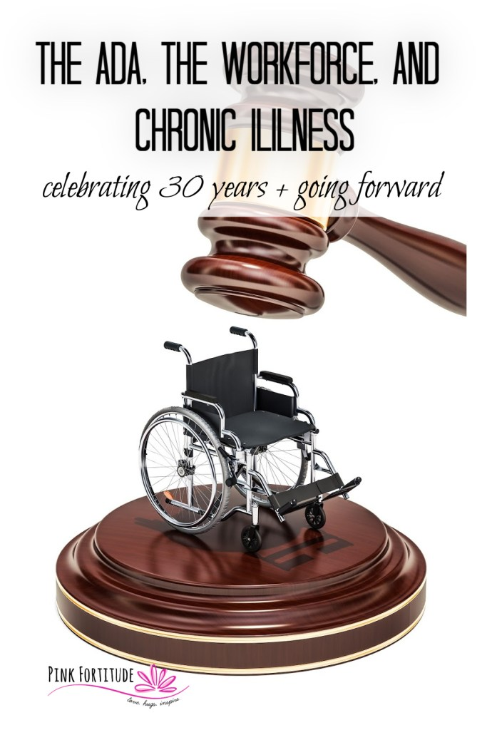 In the summer of 2020, we celebrate the Americans with Disabilities Act, the ADA, and its 30 years of change in American society. But 30 years later, what does that mean to the workforce of today? How far have we come for individuals with Autoimmune Disease and chronic illness? What changes need to be made going forward?