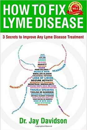 How to Fix Lyme Disease Audio Book