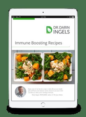 Dr. Ingels Top 10 Immune Boosting Recipes