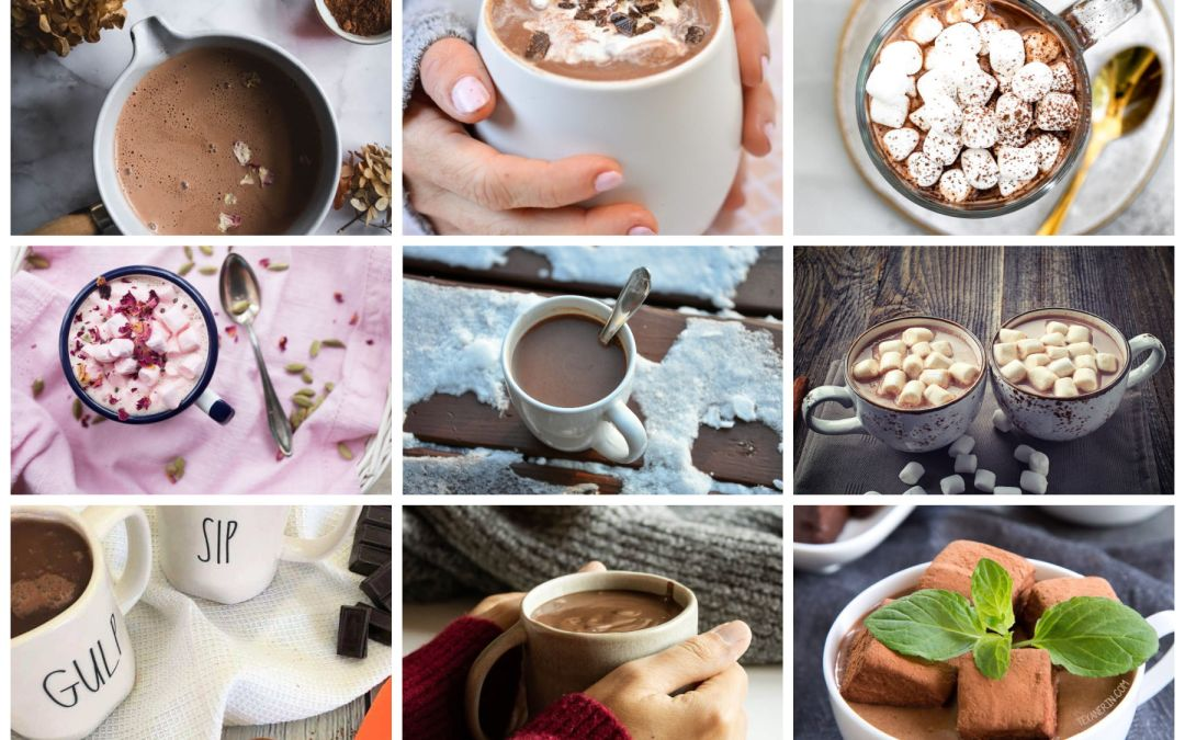 20 Dairy Free and Vegan Hot Chocolate Recipes