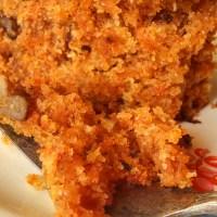 השפן הכתום: עוגת גזר טבעונית מושלמת