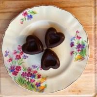 חטיפי שוקולד מריר ~ טבעוני וללא גלוטן