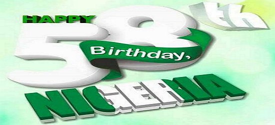 NIGERIA'S BIRTHDAY SHOWER…SHE JUST TURNED 58