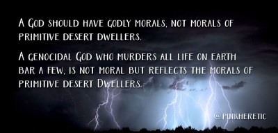 A God Should Have Godly Morals_PinkHeretic