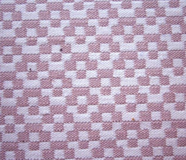 Romo fabrics Kitson Rose quaertz woven textile design