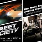 Parade Mobil Mewah di 'Street Society'