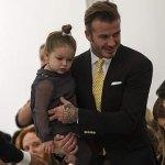 Victoria Beckham Ajak Keluarga ke NYC Show