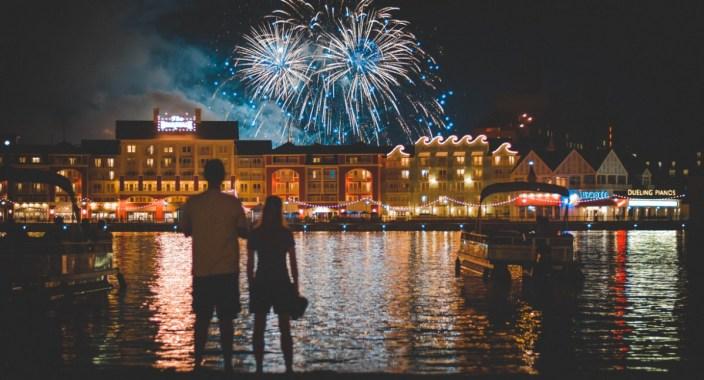 Kota-kota Favorit untuk Pergantian Tahun