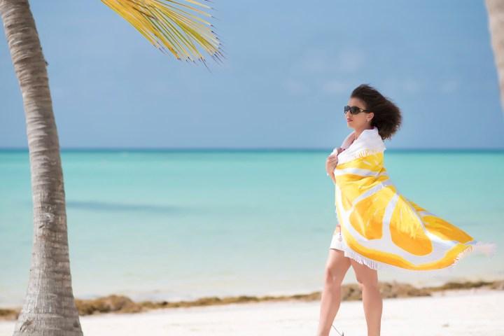 Lemons on the Beach