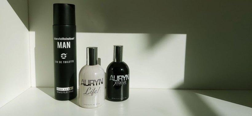 Packaging perfumes celebrities