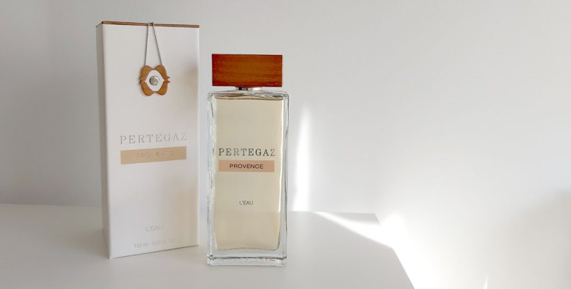 Packaging Pertegaz Provence