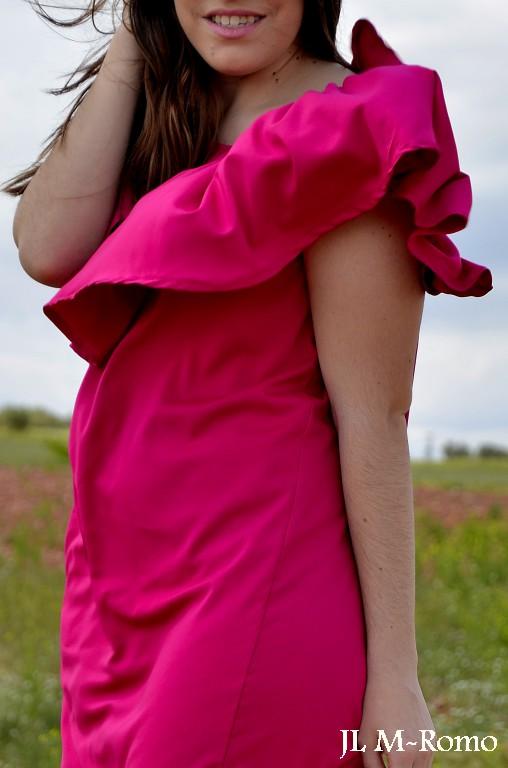 Verano VolantesLa De Este Tendencia Pink Lovely OXPiTkZu