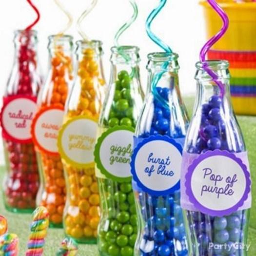 60 Cute Rainbow Birthday Party Ideas Pink Lover