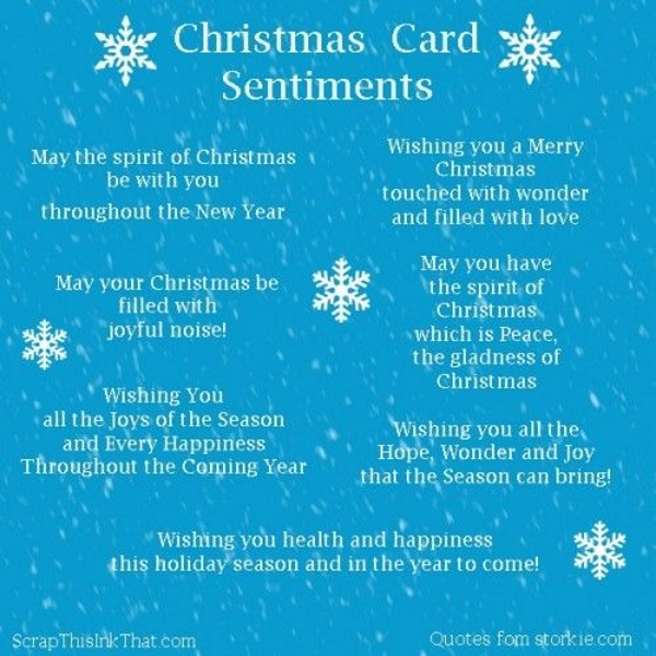 Pin by Qc Arts_crafts on Crafts Christmas card sayings