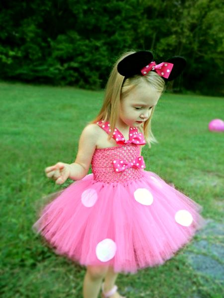 Minnie Mouse Dress For One Year Old Cheap Online