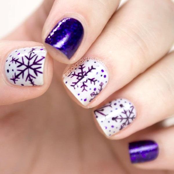 Cool Christmas Nail Designs 13