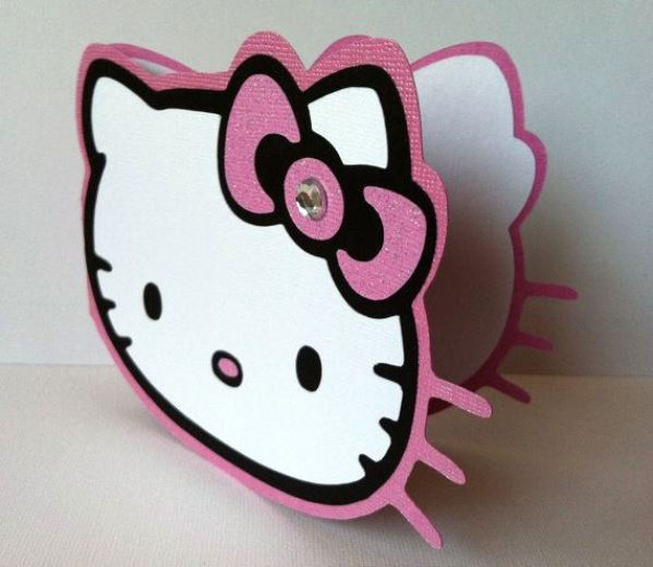 hello kitty birthday party ideas pink