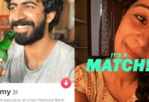 How do Malayalis fall in love?