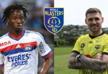 Kerala Blasters' New Foreign Transfers