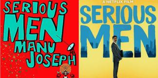 Serious Men Book vs Film