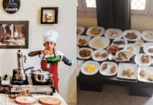 Saanvi M Prajit bags record for cooking 33 dishes in one hour
