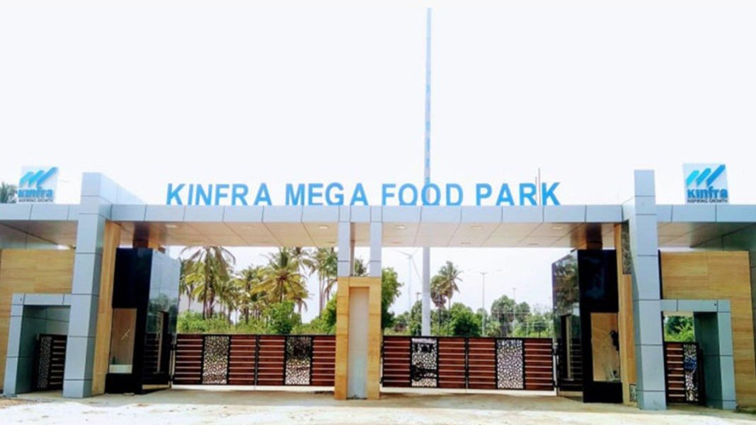 KINFRA Mega Food Park