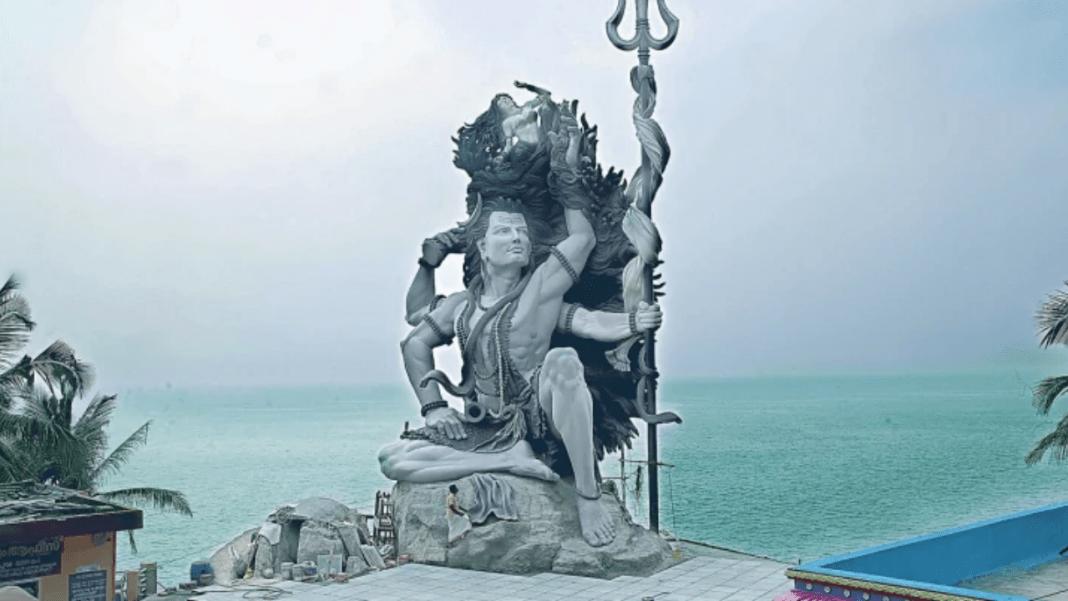 Kerala's Tallest Shiva Statue