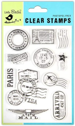 Love Stationery? Postage Themed STAMPS