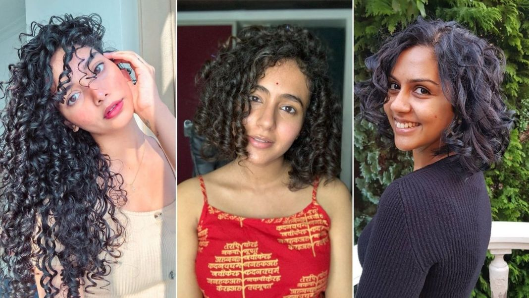 Curly Hair Malayali Instagrammers from Kerala