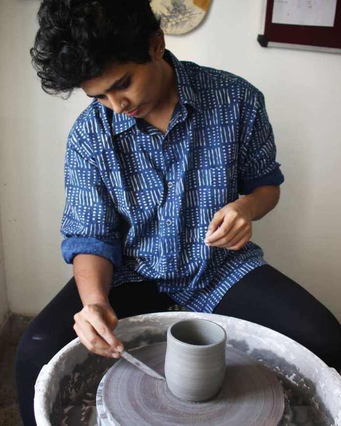 Anu Cheeran I ceramic pottery