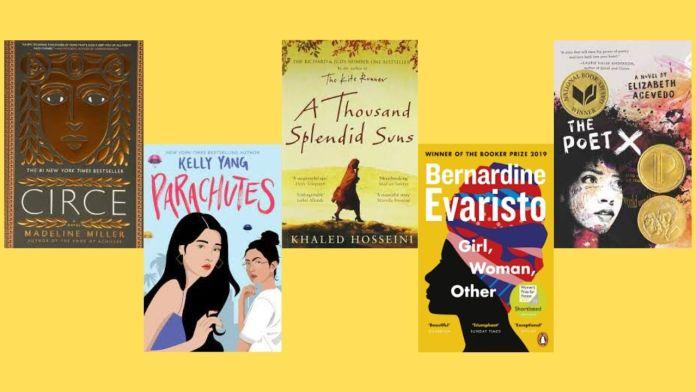 Women-centred Fiction books I PinkLungi