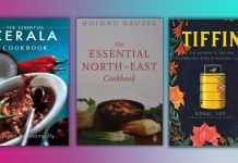 Indian cookbooks