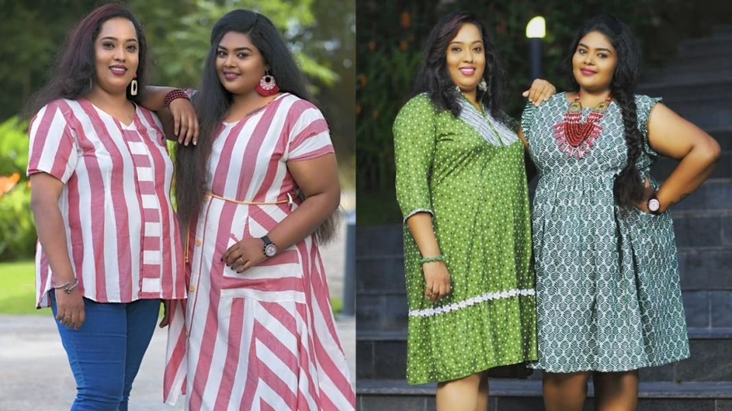 SAMA Plus Size fashion store in kerala