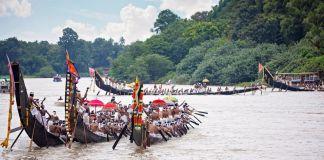 Kerala boat race Canada