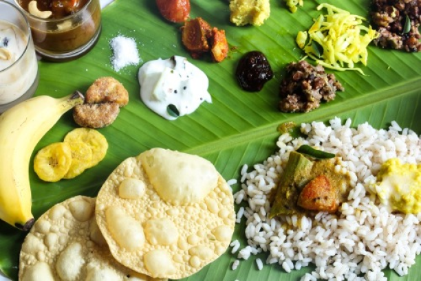 Restaurants In The UAE That Offer A Traditional Onasadya