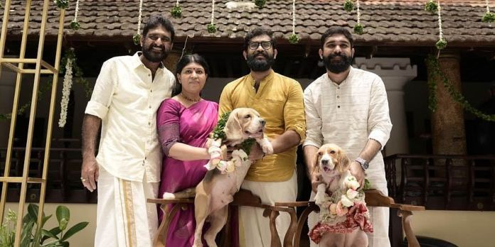 A Family In Kerala Hosted A Wedding For Their Dogs