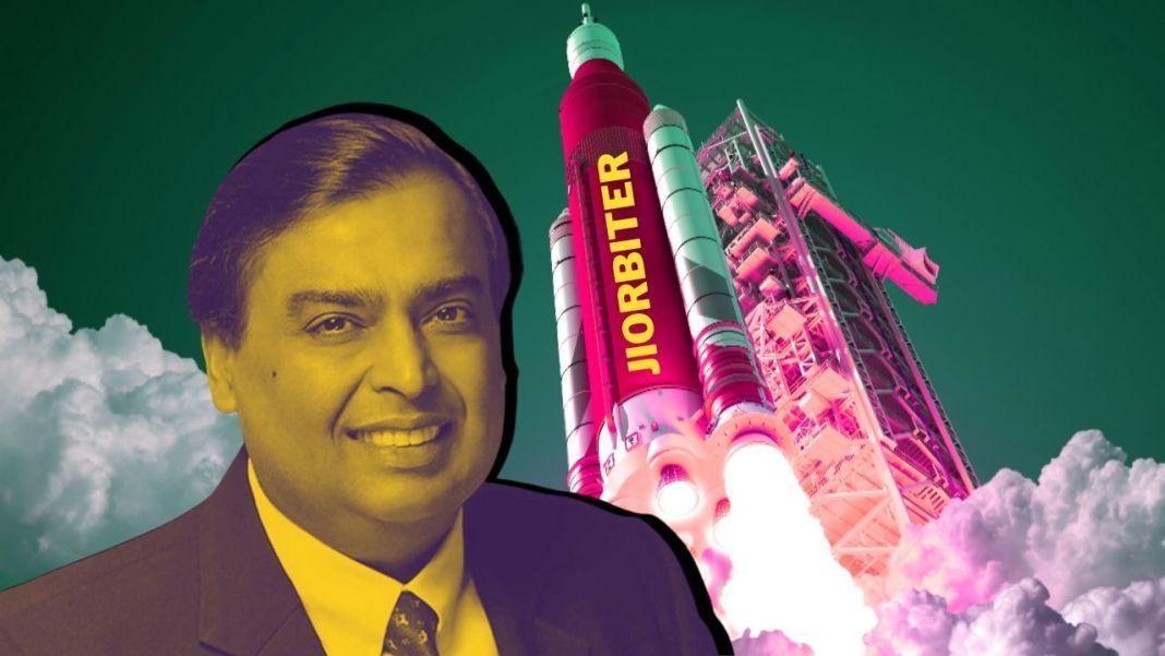 Ambani Billionaire Space Race
