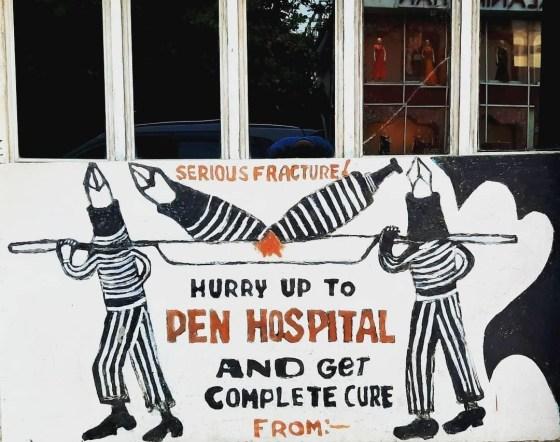 Pen Hospital