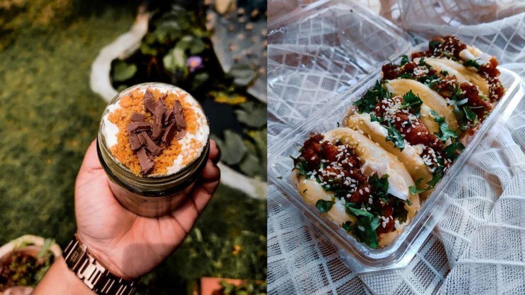 Banoffee Pie & Korean Bao in Palakkad