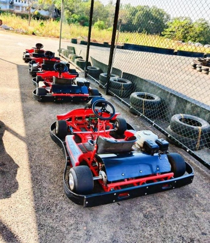 Garron Play Arena Provides The Best Go-karting Experience In Thrissur