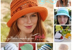 Crochet Summer Hats — 8 Free Patterns!