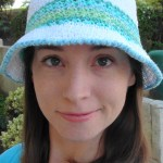 main street sun hat by Thistles and Tulips
