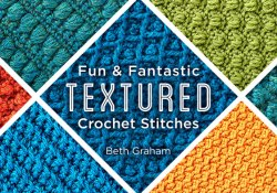 Fun and Fantastic Textured Crochet Stitches Craftsy Class Review