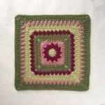 Crochet Melanie 12″ Square