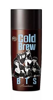 BTSスペシャルパッケージHyコールドブリューアメリカーノコーヒー
