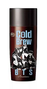 BTSスペシャルパッケージ Hyコールドブリューアメリカーノコーヒー