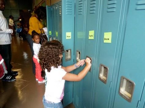 Sophie's Locker!