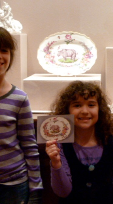 18th Century English Platter